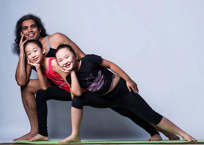 Sohan Yoga For Kids