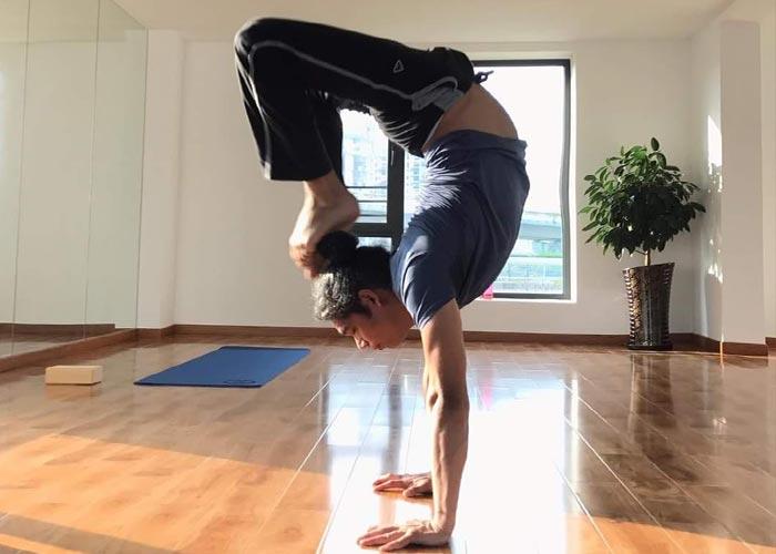 Sohans Advanced Yoga